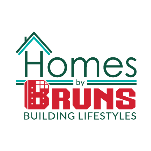 Homes by Bruns logo